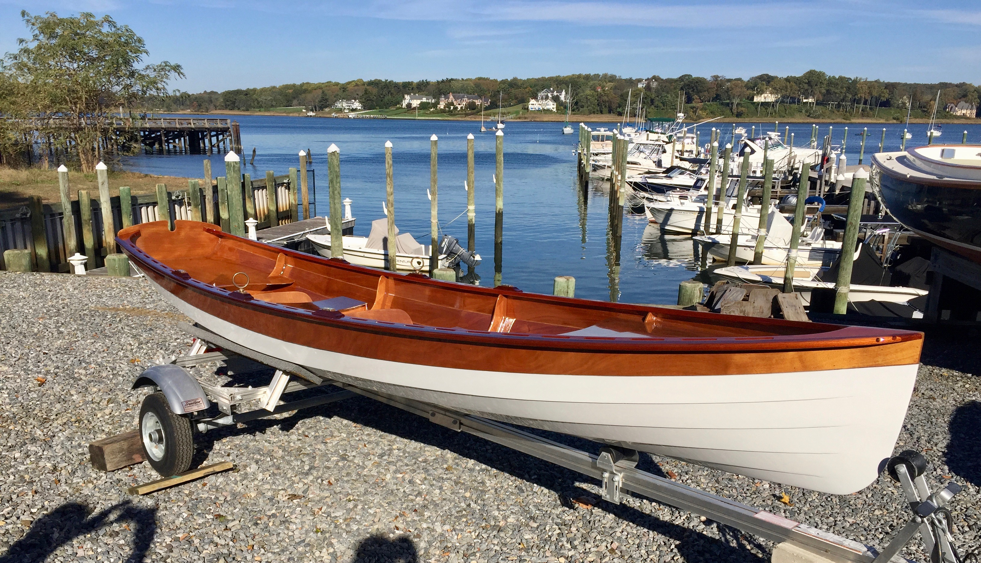 Chester Yawl by Eric D