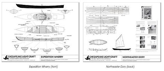 Downloadable PDF Boat Plans