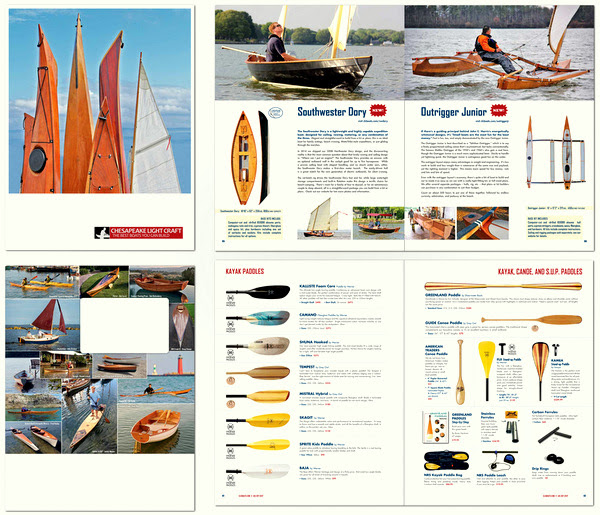 Chesapeake Light Craft's 2015 Print Catalog