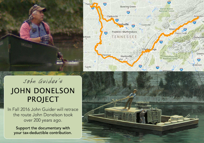 The Donelson Voyage Project