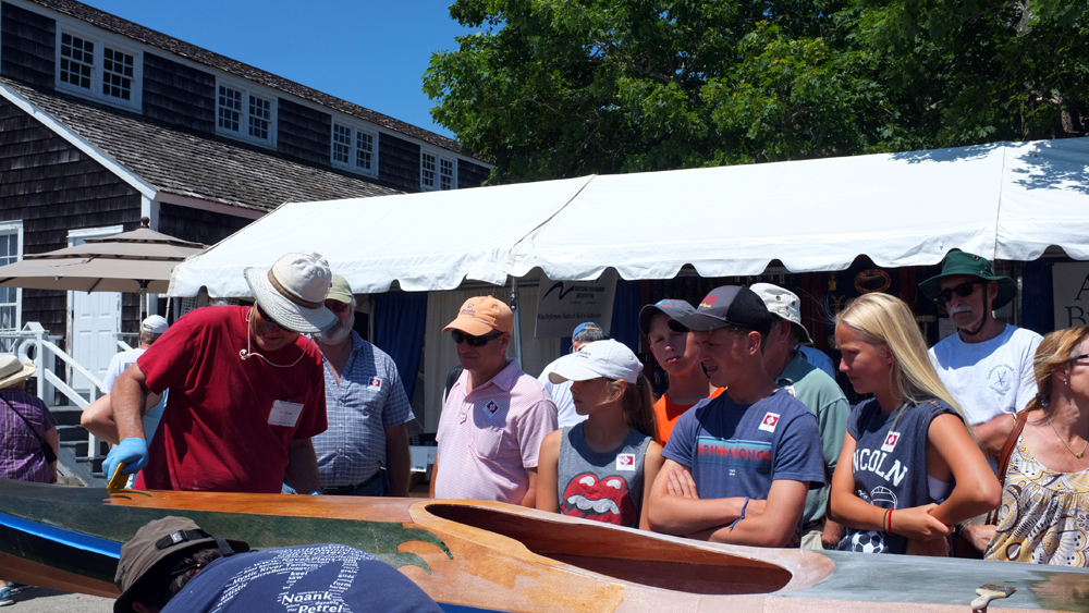 WoodenBoat Show - Chesapeake Light Craft