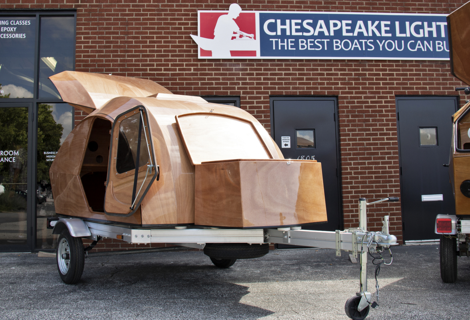 Build Your Own Teardrop Camper Kit And Plans