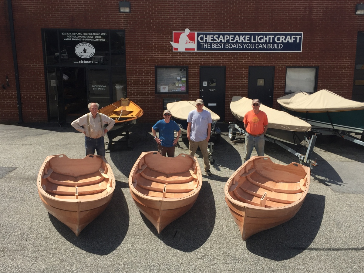 Boatbuilding Classes | Build Your Own Boat Classes by