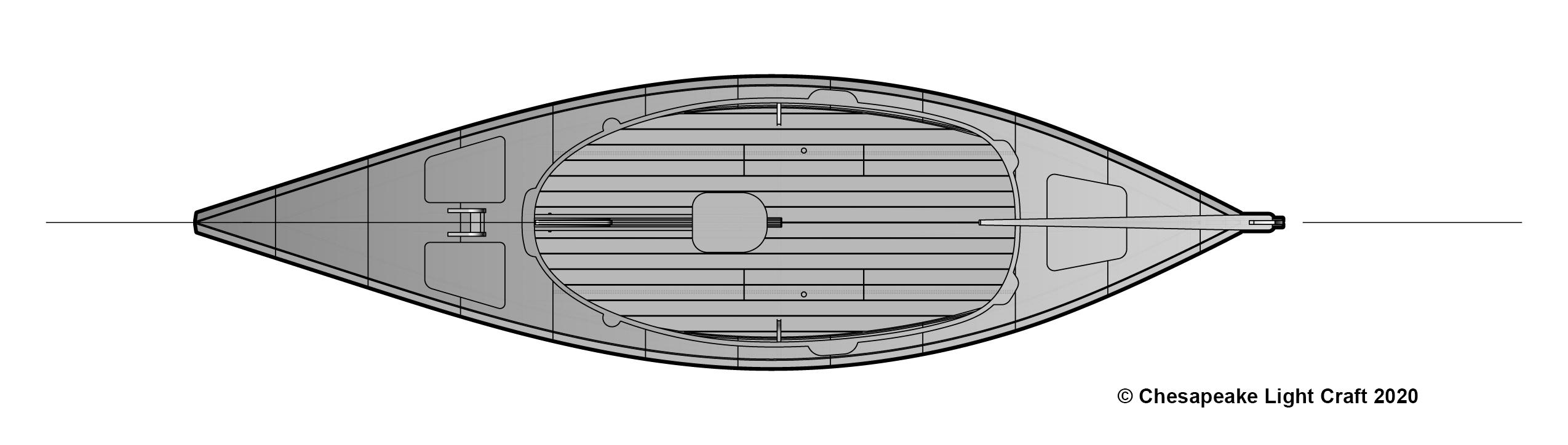 CLC Camp-Cruiser Sharpie