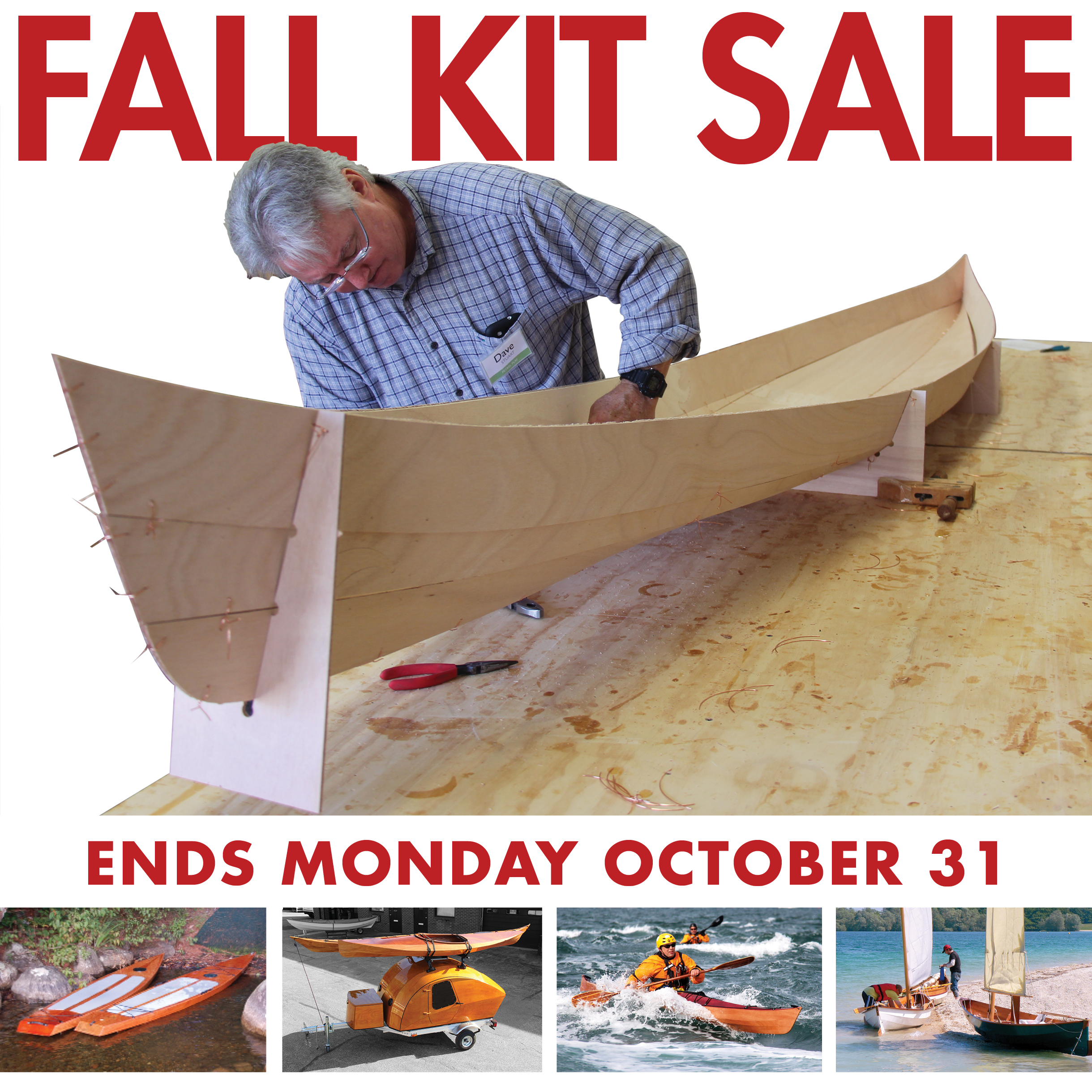 CLC's Fall Kit Sale