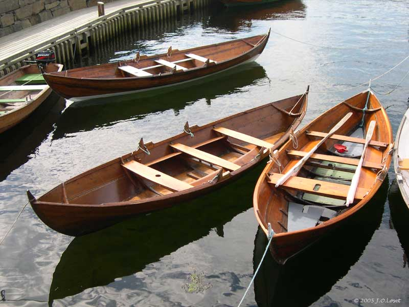 Cypress strip power boats
