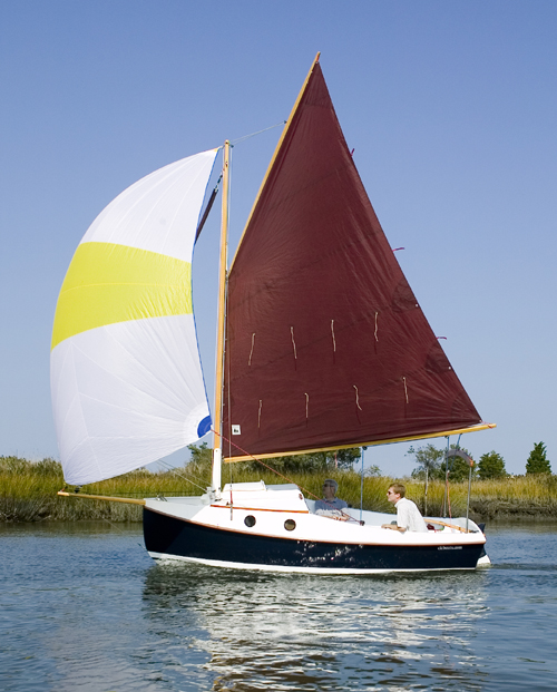 PocketShip Sailboat