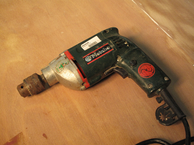 Metabo BE4006 400W Electronic Drill