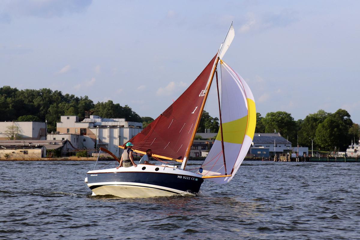Go Sailing! Send Us Your Photos!