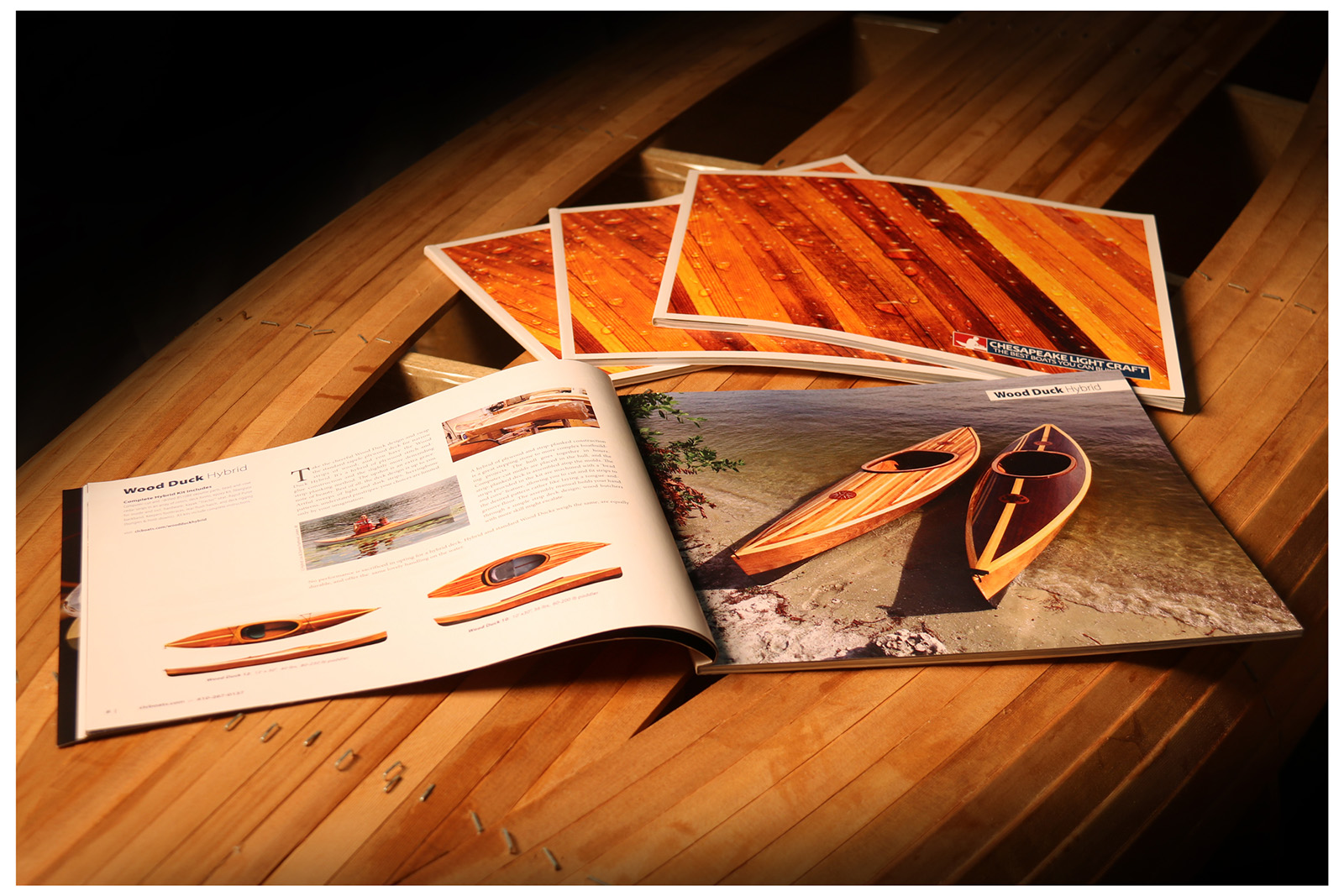 92 Pages of Beautiful Wooden Boats