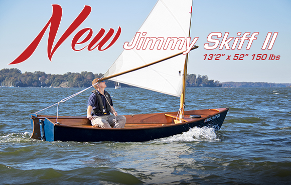 Jimmy Skiff II Kits!