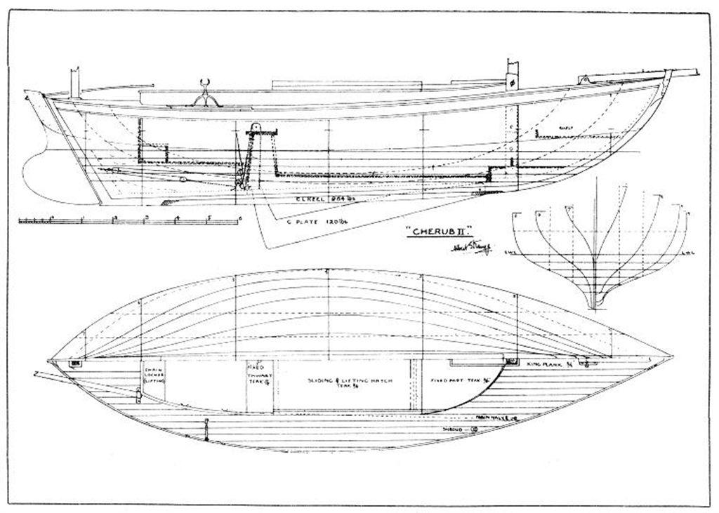 Cherub II by Albert Strange