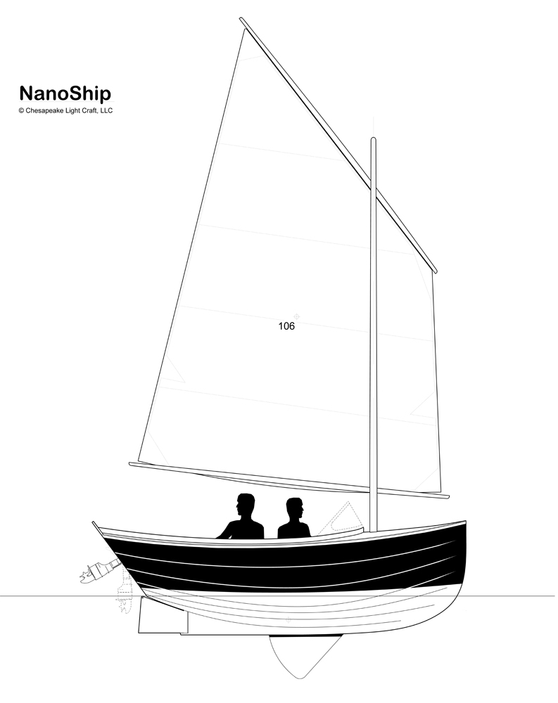 NanoShip Camp-Cruiser by CLC