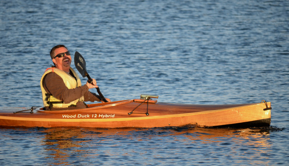 Chesapeake Light Craft Wood Duck Kayak