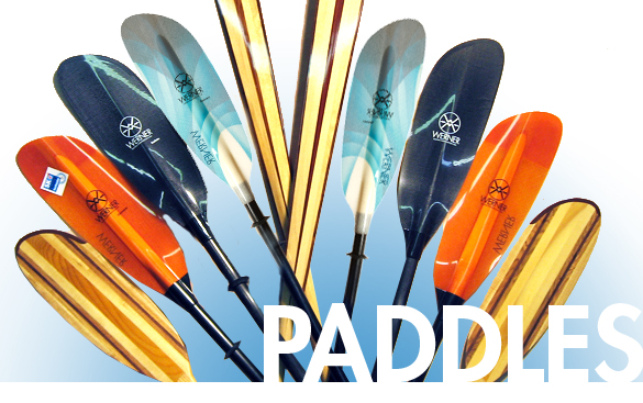 Kayak Paddles Wooden Composite