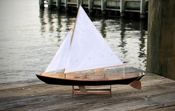 Beautiful Scale Model Boat Kits: Kayak, Dory, Skiff, Skipjack
