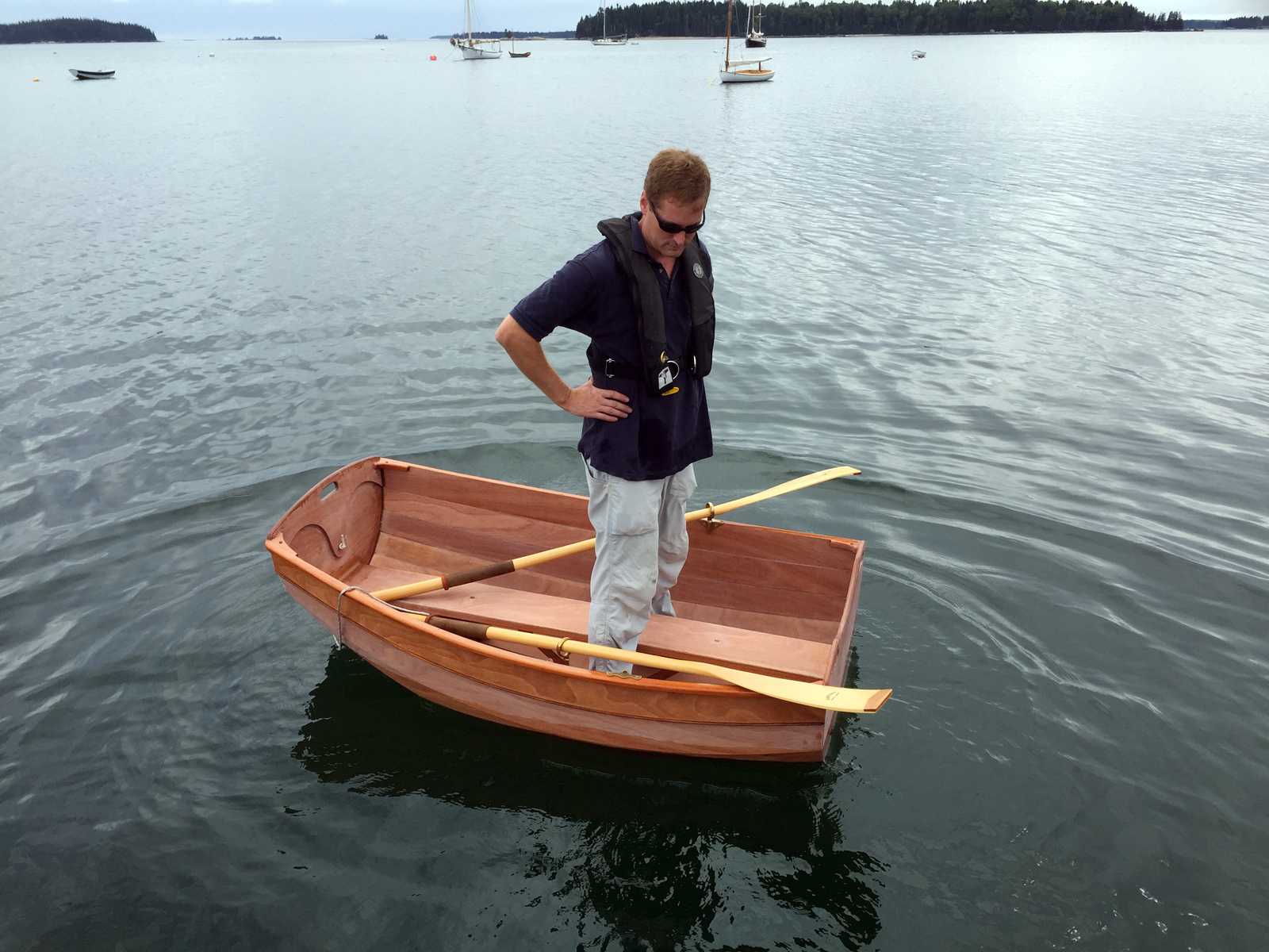 Ultralight Dinghy Kit