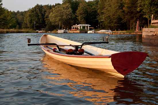Build Your Own Annapolis Wherry in One Week!
