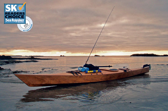 Chesapeake 17 Kayak
