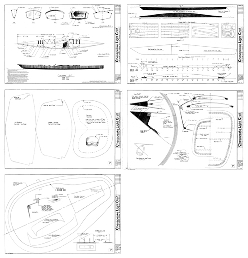 Build Your Own Kayak Plans