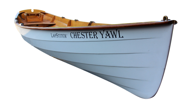 Chester Yawl Whitehall Boat Kit