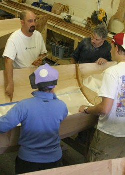 Boatbuilding Classes
