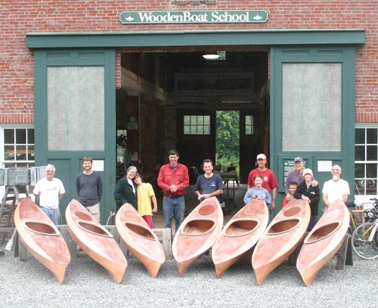 Boatbuilding Classes | Build Your Own Boat Classes by Chesapeake ...