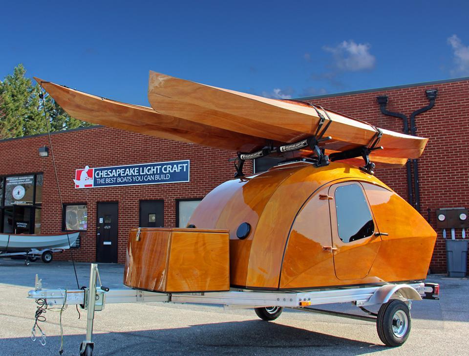 CLC Teardrop Camper
