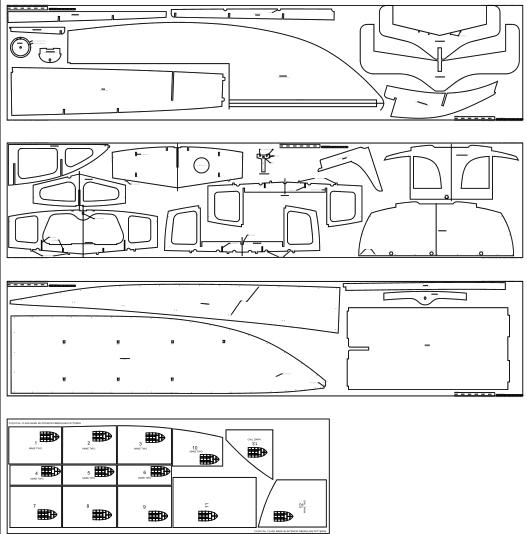 Cocktail Class Racer Plans