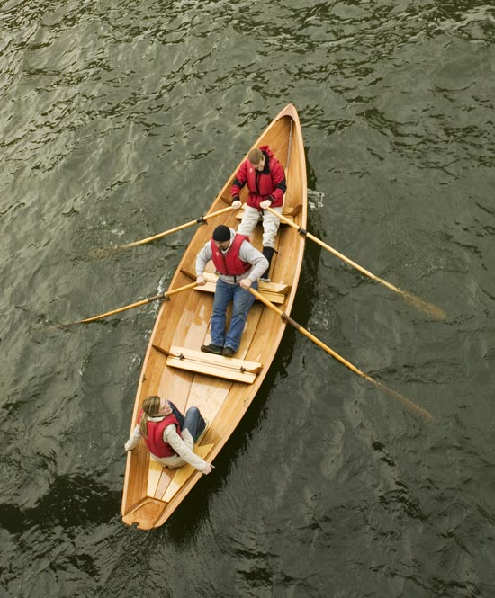 Northeaster Dory - Build Your Own Rowboat