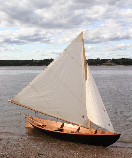 Northeaster Dory Sails