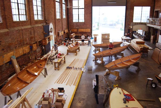 Chesapeake Light Craft Build-Your-Own-Boat Classes Return to the ...