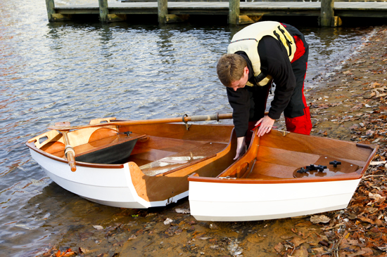 Build Your Own Eastport Pram or Passagemaker Dinghy in One Week!