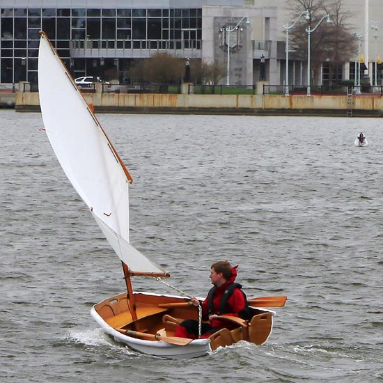 Eastport Pram - Build Your Own Boat in One Week
