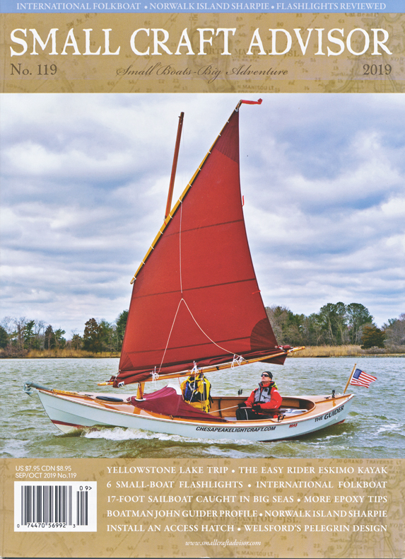 Cover Small Craft Advisor