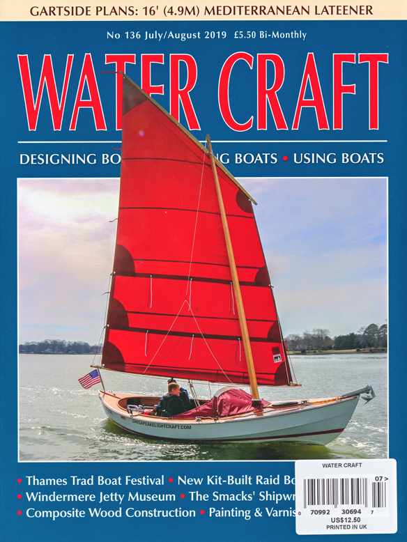 Cover Watercraft Magazine