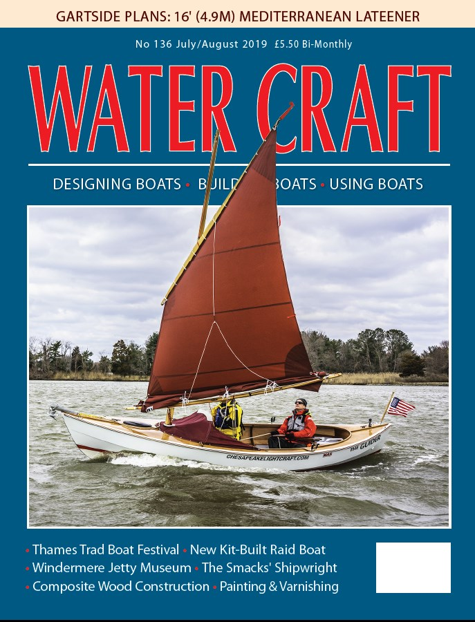 Cover Watercraft Magazine