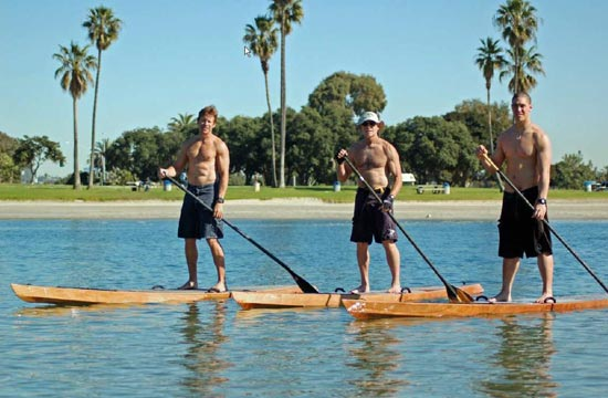 Kaholo Stand-up Paddleboards