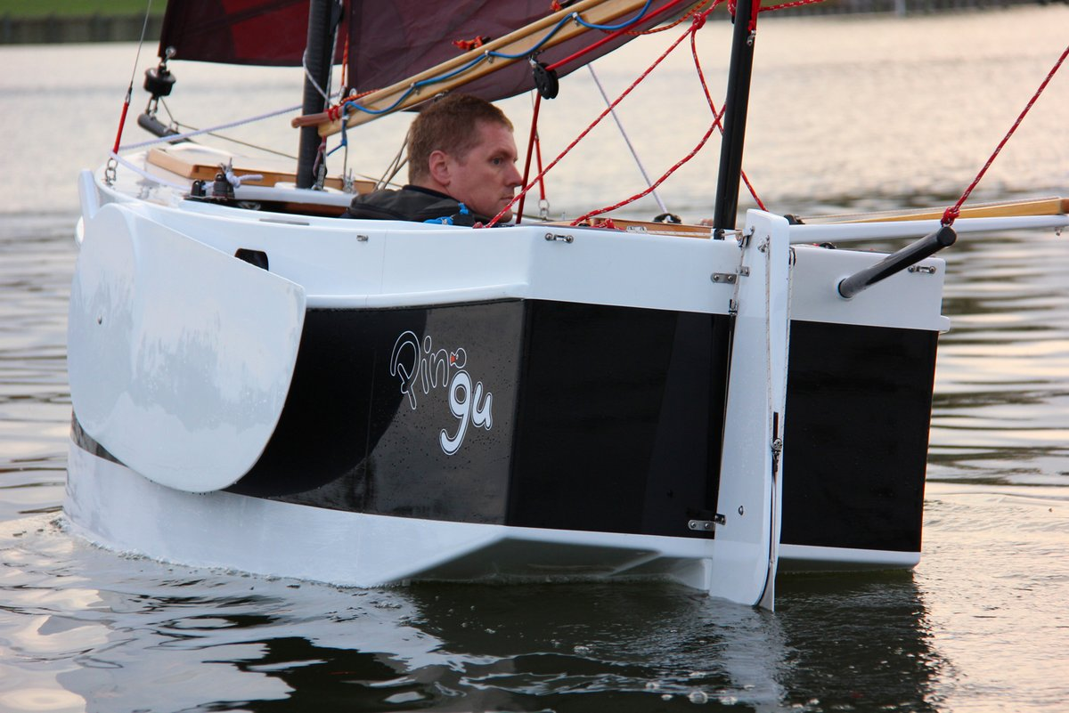 Nesting Expedition Dinghy