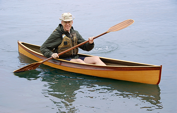 Canoe Plans | Strip-Planked and Stitch-and-Glue Canoe Plans