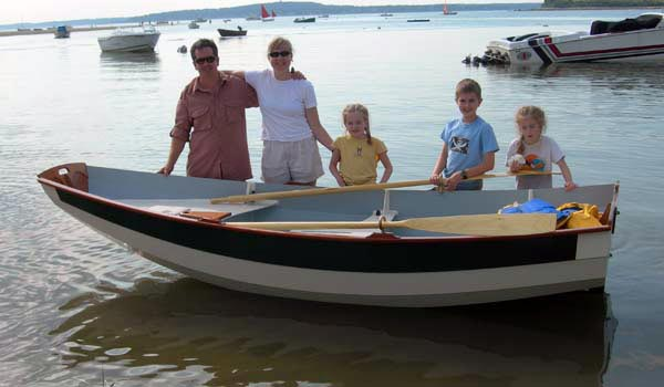 Passagemaker Dinghy - Build Your Own Boat