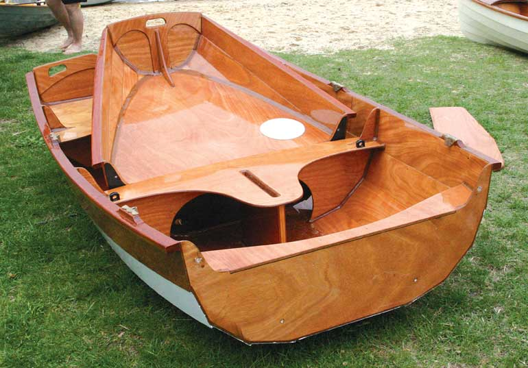 Amateur boat plans