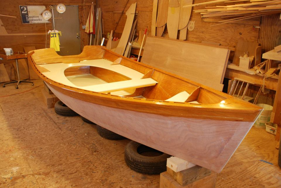 Wooden Motorboat Kit