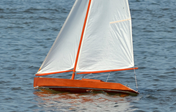 Independence R/C Sailing Model
