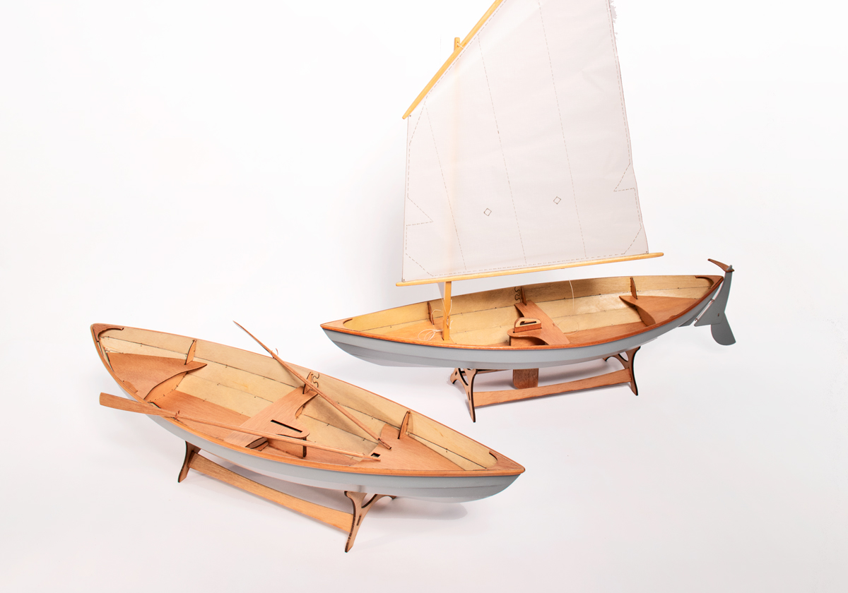 Scale Model Skerry Kit