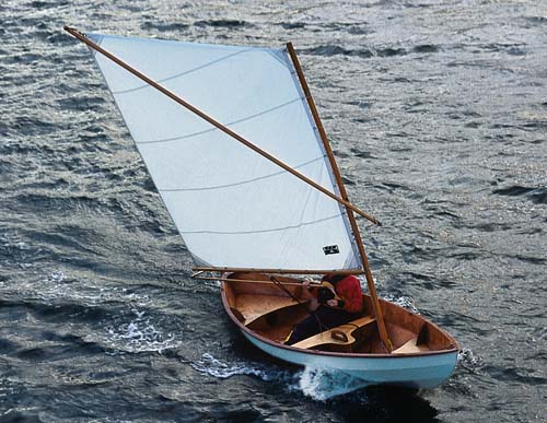 Skerry - Build Your Own Boat in One Week