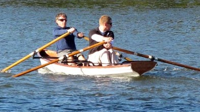 Annapolis Wherry Tandem - Build Your Own Boat in One Week