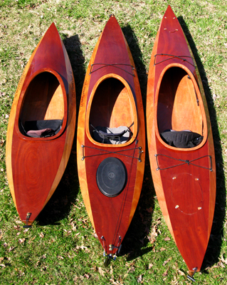 Wood Duck Kayaks