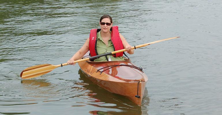 Wood Duck Recreational Kayak