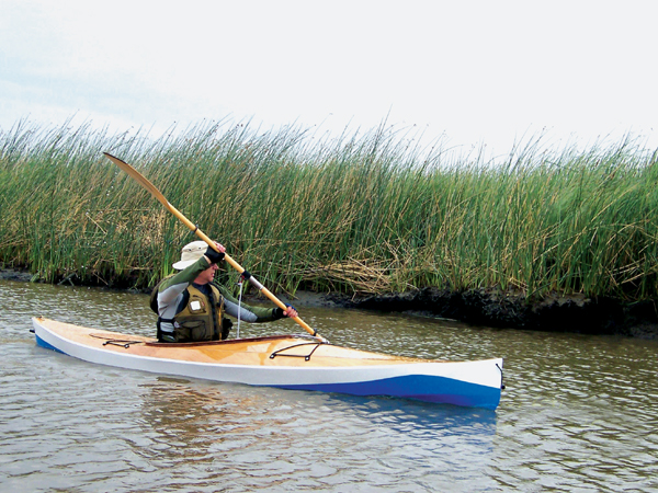 Wood Duck Recreational Kayak